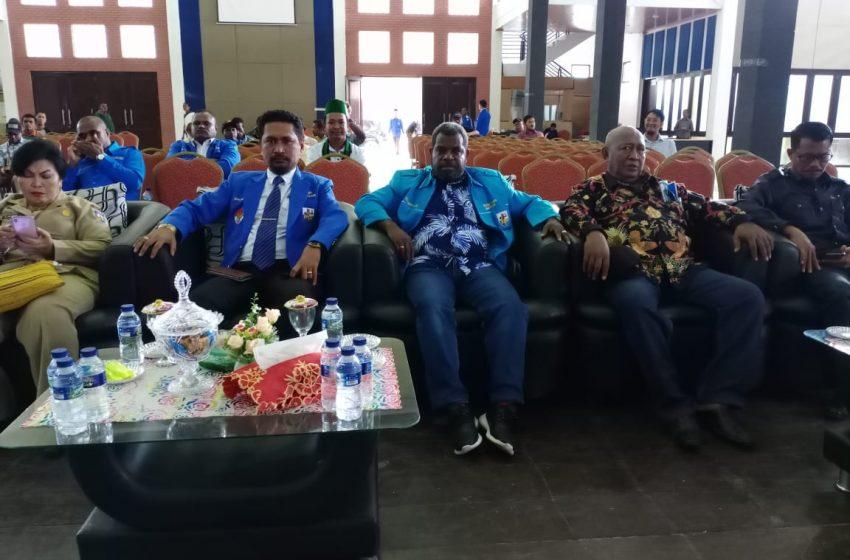 Musda ke-lV DPD KNPI Bintuni, Menentukan  Langkah Generasi Muda 2 Tahun Kedepan