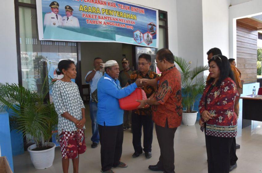 889 Proposal Utang Dinas perikanan Bintuni, Masyarakat Diminta Untuk Bersabar