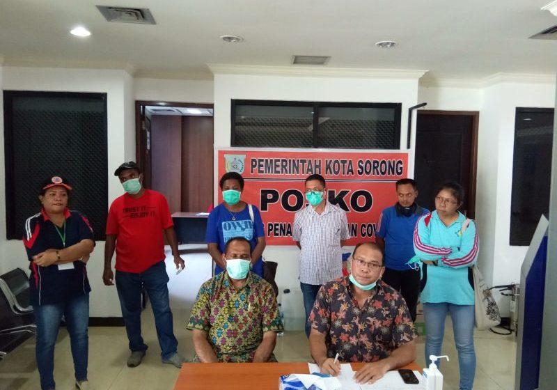 Menunggu Hasil Sampel, Hingga Pasien PDP Virus CORONA di Kota Sorong Meninggal