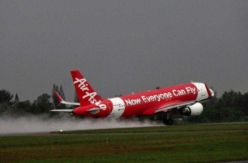 Mulai 1 April Maskapai AirAsia Indonesia Untuk Sementara Penerbangan Disetop
