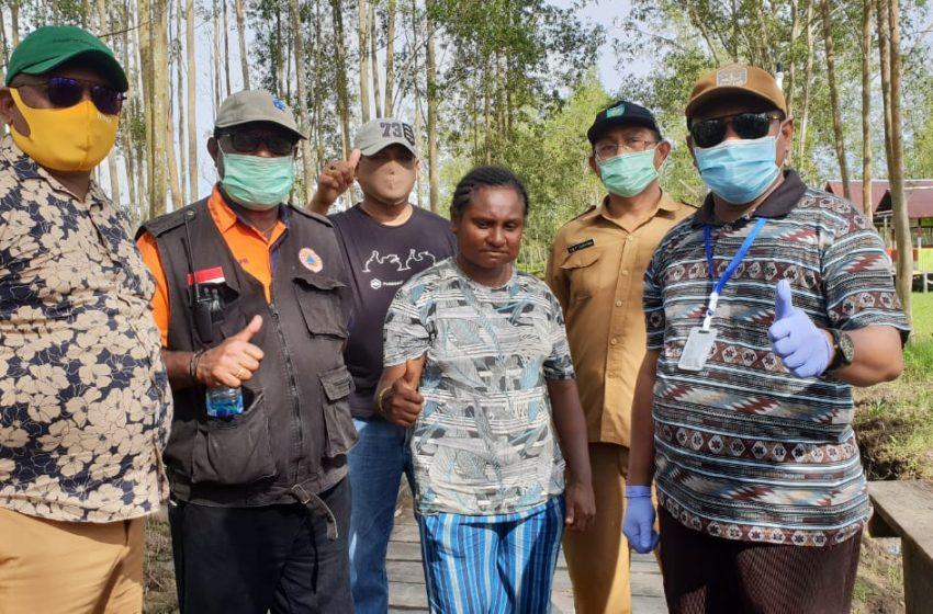 Bupati Bintuni Berharap; Minggu Depan Kampung Masina Difungsikan Sebagai Tempat Karantina  Virus Corona C-19