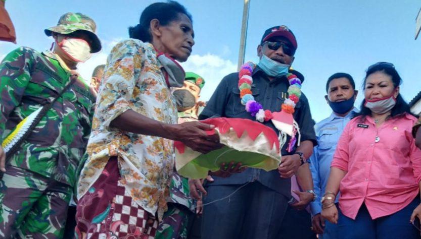 Mendukung Nelayan Distrik Aroba, Pemda Teluk Bintuni Membangun Pabrik Es