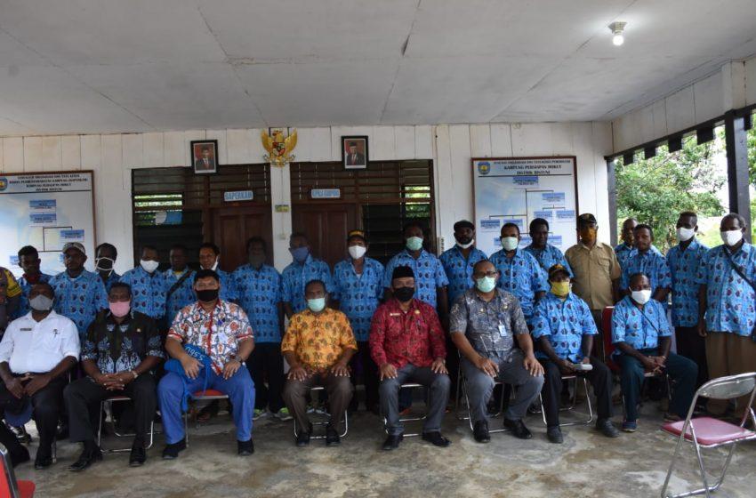 Kunker Kabiro Pemerintahan PB Dibintuni, Beberapa Kampung Pemekaran Segera Didefinitifkan