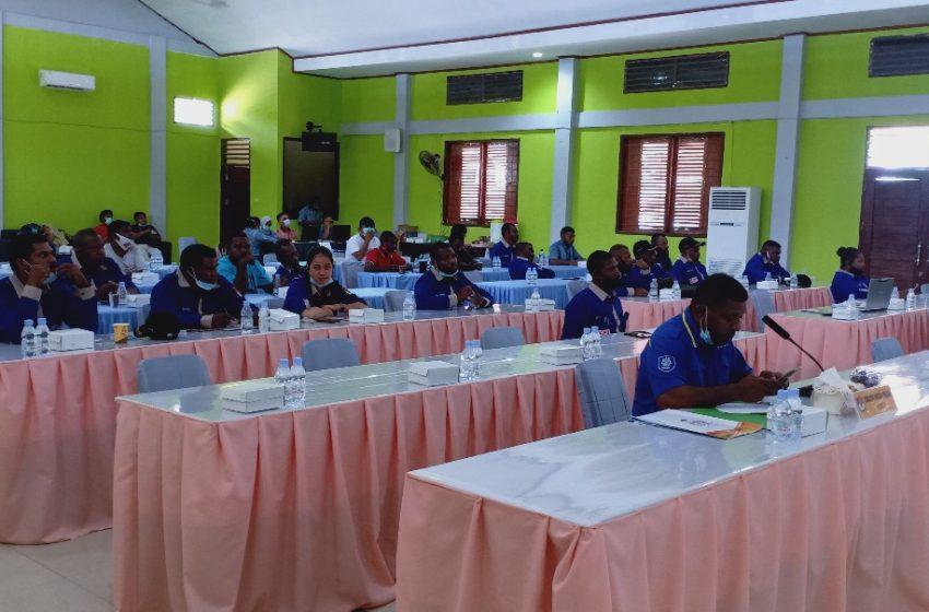 KPU Sahkan DPT Pilkada Teluk Bintuni Sebanyak 45.807 Pemilih