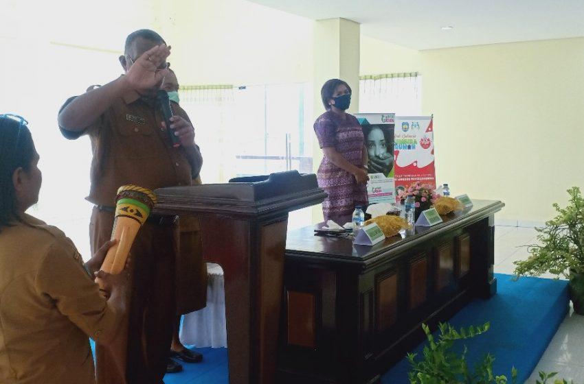 DP3AKB Bintuni Tingkatkan Kualitas Hidup PAP Melalui Pengelolaan Manajemen Usaha