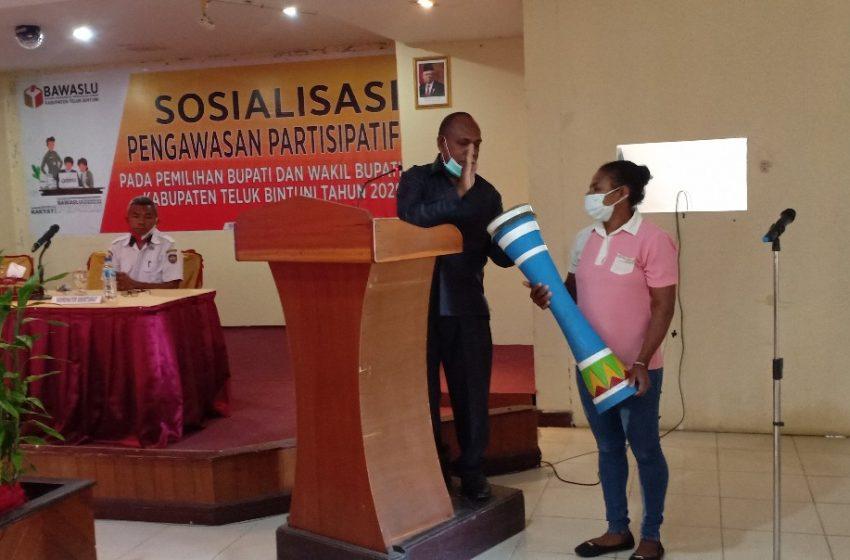 Bawaslu TB Gelar Sosialisasi Pengawasan Partisipatif Pilkada 2020