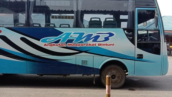 Masyarakat Sayangkan Pelayanan Angkutan AMB Teluk Bintuni Yang Tidak Efektif