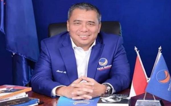 DPP Partai NasDem Desak Kepolisian Tangkap Oknum Satpol PP yang Larang Vaksinasi